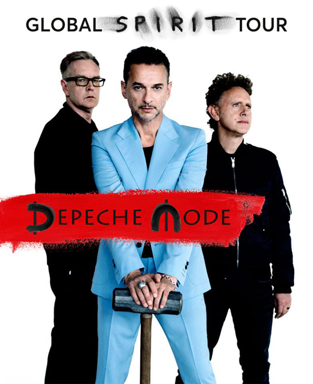 Depeche Mode. Spirit.