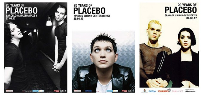 Placebo, 20 years