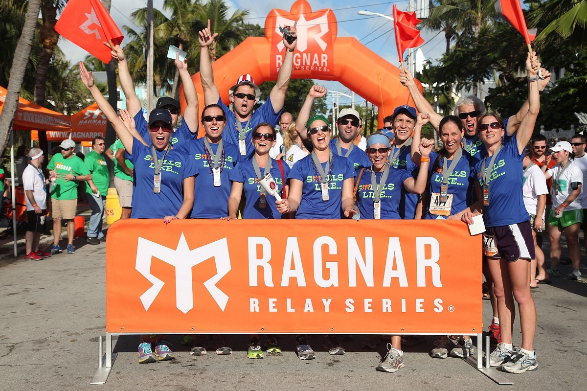 Image result for Ragnar races
