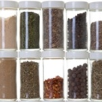 Spice Racks & Containers