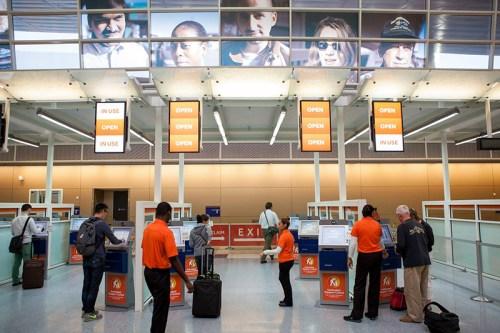 Dallas Fort-Worth Airport Customs Kiosks - Maintaining High-Traffic Kiosks