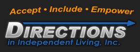 Old Directions in Independent Living Logo
