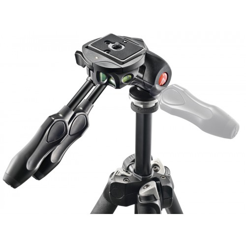 Manfrotto MH293D3-Q2 3 Way Head Fold2