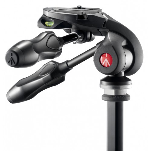 Manfrotto MH293D3-Q2 3 Way Head