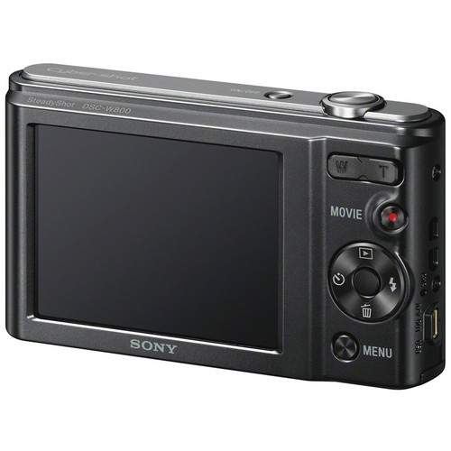 Sony Cybershot DSC W800 Screen