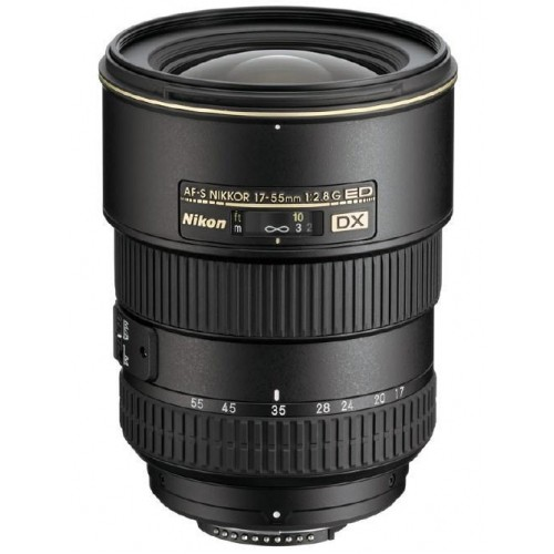 Nikon AF-S 17-55mm F2.8G ED-IF DX Lens