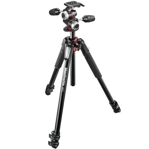 Manfrotto MK055XPRO3-3W Tripod Kit