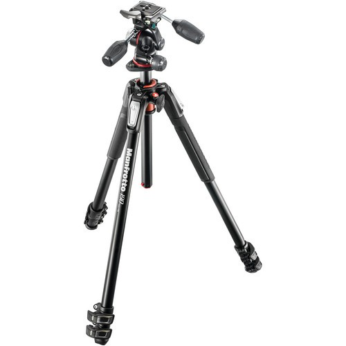 Manfrotto MK190XPRO3 3W Tripod Kit