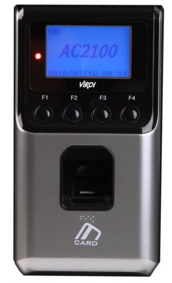 virdi access control 2100