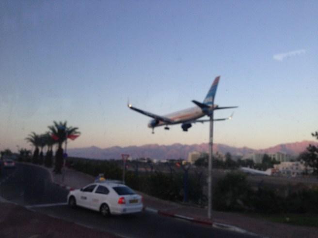 Эйлатский аэропорт