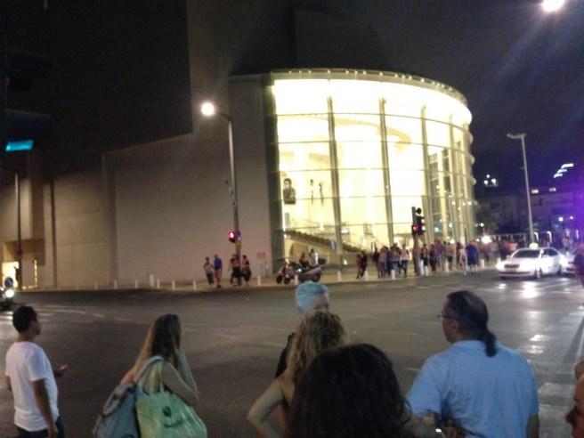 Галерея в Тель-Авиве