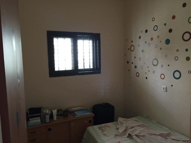 снять квартиру в Израиле - половина комнаты