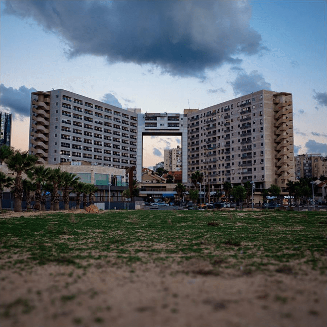 ashdod_double_tower