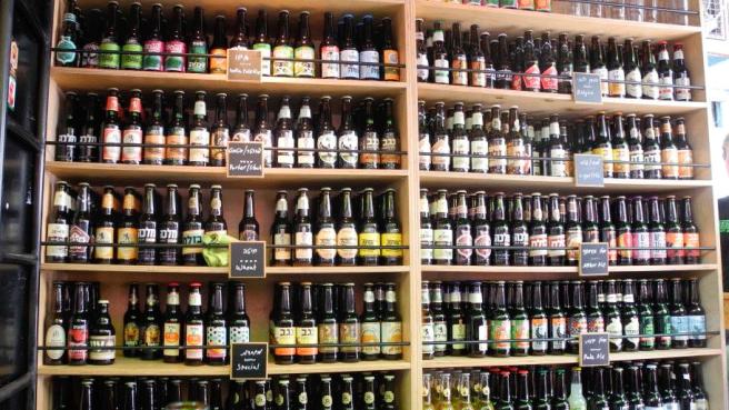 israel-beer