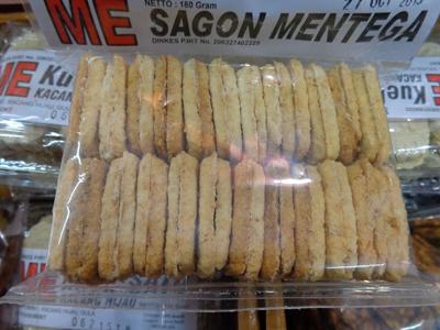 Sagon Mentega Cirebon