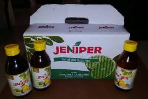 sirup jeniper