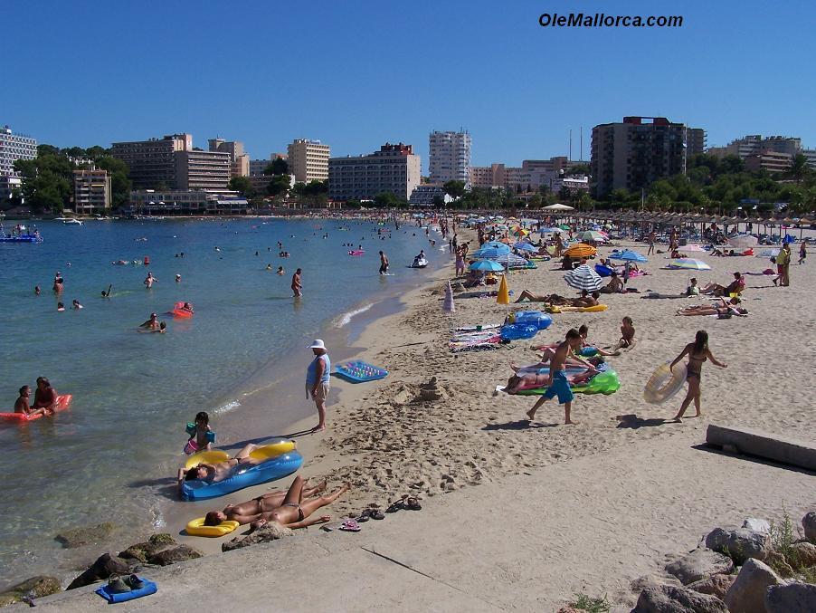 playas y calas de mallorca