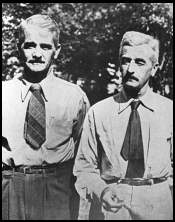 John and William Faulkner