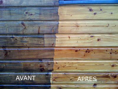 comment nettoyer le bois