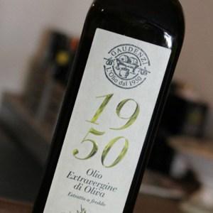 Olio Extravergine di Oliva 1950 Gaudenzi 750ml