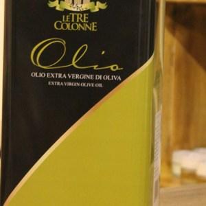 Olio Extravergine di Oliva Coratina Le Tre Colonne