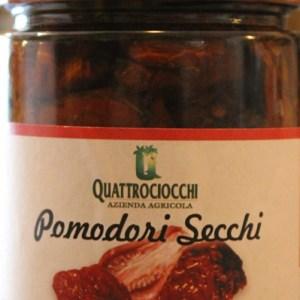 Pomodori secchi- Az.Agricola biologica Quattrociocchi