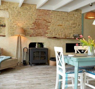 Sunny Cottage: Grand jardin jardin comestible