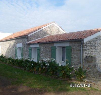 Maison Oléronaise à 850 M la plage CHAUCRE