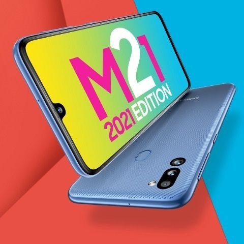 Samsung Galaxy M21 2021 With 6,000mAh Battery Launched, Checkout Full Price and Specifications