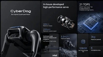 Meet CyberDog, A Dynamic Robot Dog By Xiaomi That Worth Roughly $1,540 (Video)