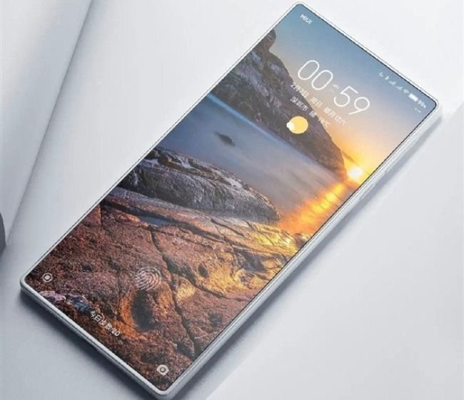 Video of Xiaomi Mi Mix 4 That Reveals All the Internals of the Smartphone
