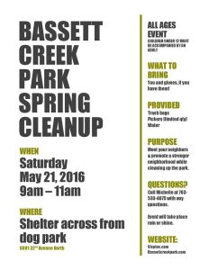 Bassetcreekcleanup