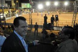 Governador vai a Exposerra e fala da importância da feira