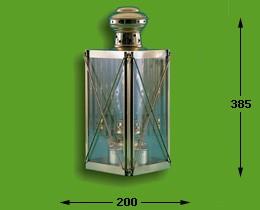 Peilglaslantaarn 15 inch elektrisch 17
