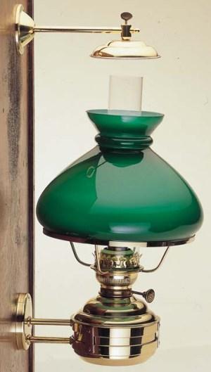 Victorylamp kap groen elektrisch