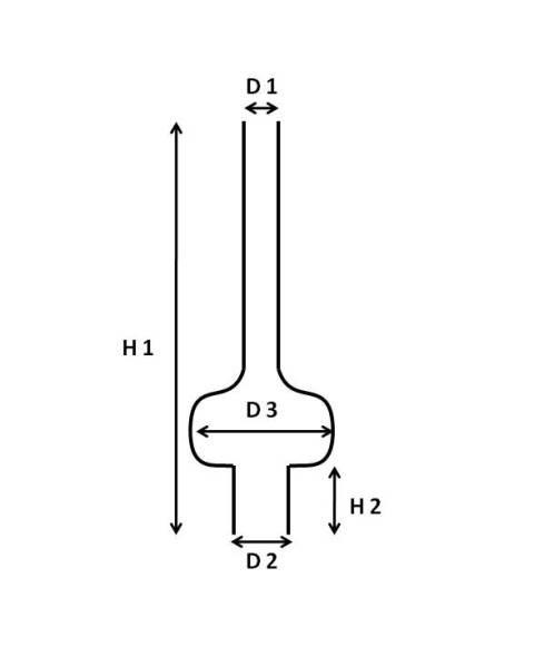 Buikglas 20 ligne (65_mm) 15