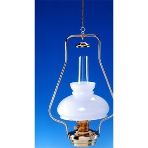 84106 Aladdin hanglamp messing