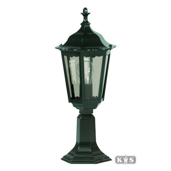 Ancona tuinlamp S, zwart-0