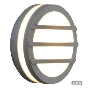 Buitenlamp Vision 1 Ø14cm, antraciet-0