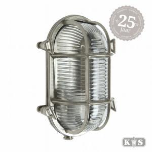 Buitenlamp Nautic 3 nikkel, nikkel-0