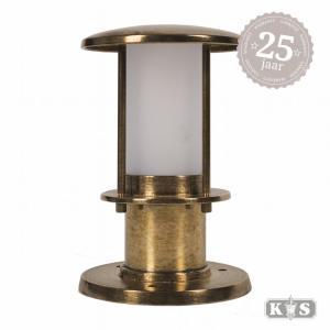Tuinlamp Resident 3 brons, brons