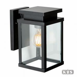 Buitenlamp Jersey M, zwart-0
