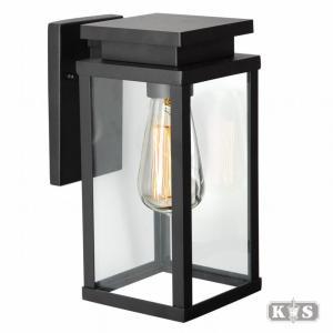 Buitenlamp Jersey L, zwart-0