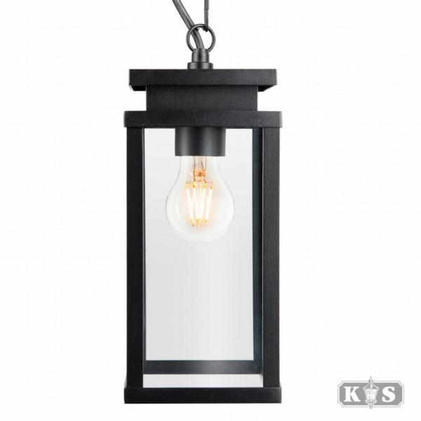 Hanglamp Jersey, zwart-0
