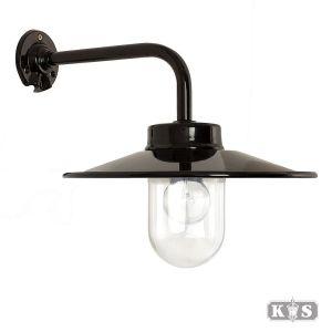 Buitenlamp Vita Zwart, zwart-0