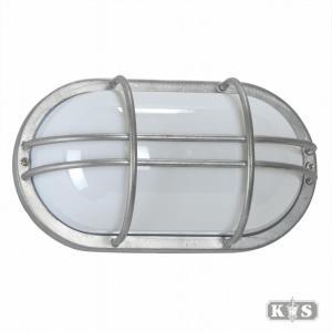 Kiel wandlamp, verzinkt staal-0