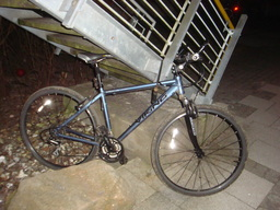 Bike. It has more than 3 gears and everything!