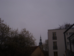 Not a promising looking sky :(