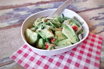Avocado Ceviche