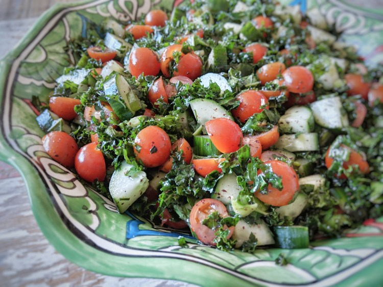 Kale fattouch